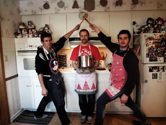 kitchen commandos