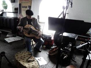 hurdy-gurdy man