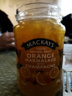 brownes sells a marmalade made with jameson whiskey, too ...