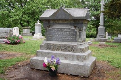 charles robinson, first governor of kansas.